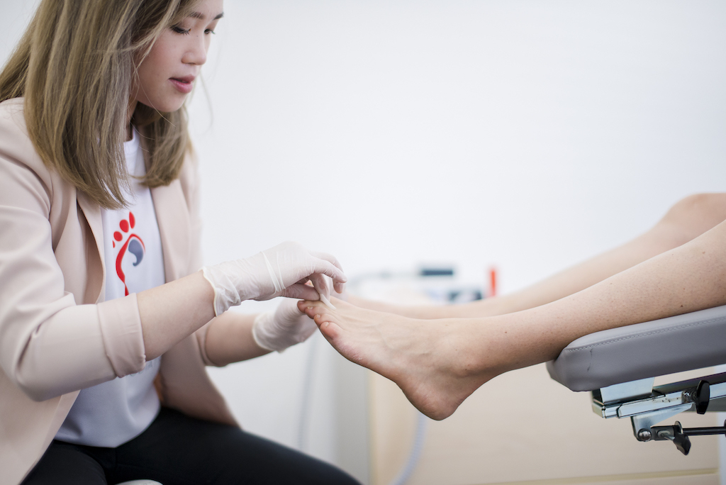 Let's talk feet: cracked heels and what to do about it