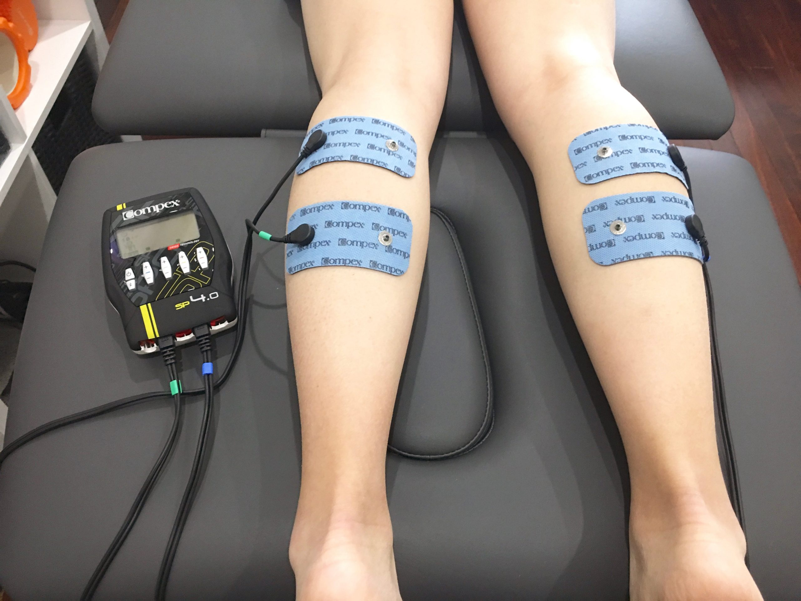 Electrical Muscle Stimulation Conditions Podiatrists See