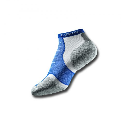 Thicker socks - socks that are padded around the toes can keep the toes warmer.