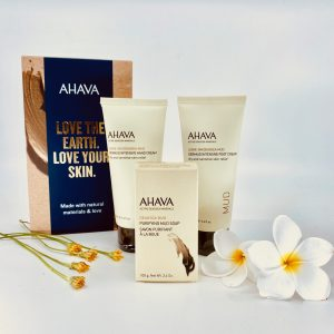 AHAVA Naturally Pure Mud Trio